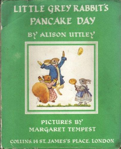 9780001941267: Little Grey Rabbit's Pancake Day