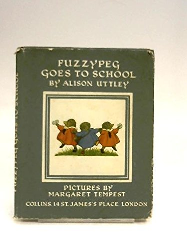9780001941571: Fuzzypeg Goes to School