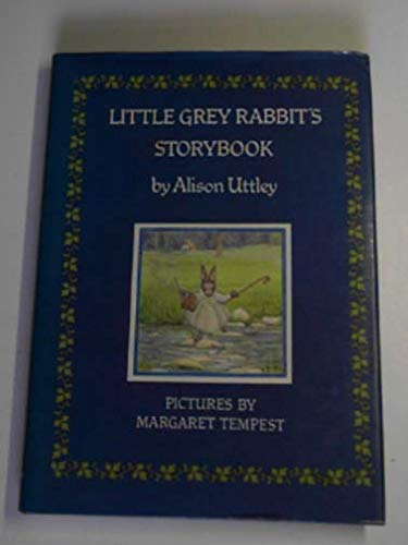 Little Grey Rabbit's Storybook (0001941623) by Uttley, Alison