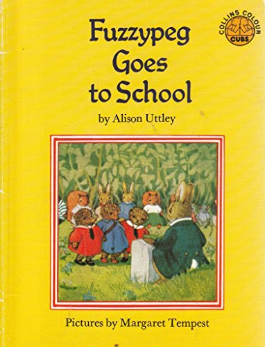9780001941816: Fuzzypeg Goes to School (Colour Cubs)