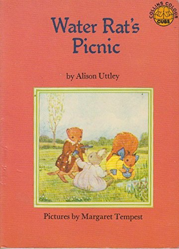 9780001941823: Water Rat's Picnic (Colour Cubs S)