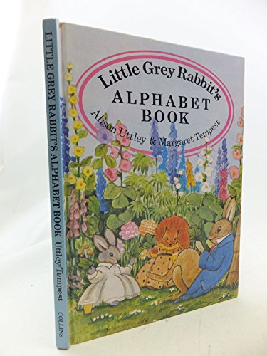 9780001942028: Little Grey Rabbit's Alphabet Book