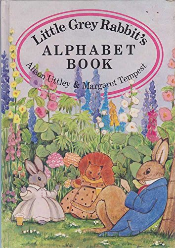 9780001942028: Little Grey Rabbit's Alphabet Book