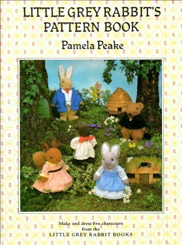 9780001942059: Little Grey Rabbit's Pattern Book