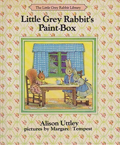 9780001942127: Little Grey Rabbit's Paint Box (The Little Grey Rabbit library)