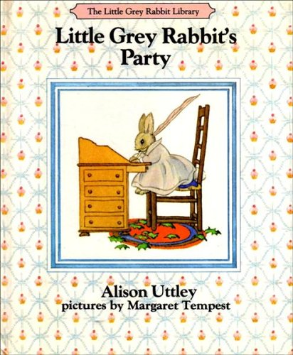 9780001942134: Little Grey Rabbit's Party (The Little Grey Rabbit library)