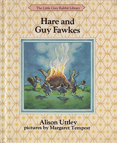 9780001942165: Hare and Guy Fawkes (The Little Grey Rabbit library)