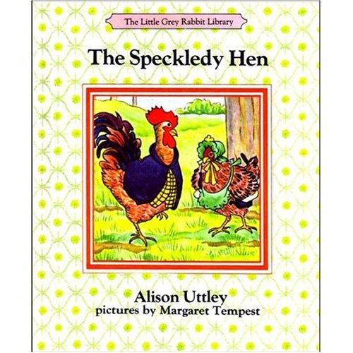 9780001942189: The Speckledy Hen (The Little Grey Rabbit library)