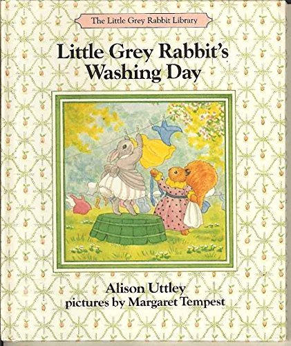 9780001942240: Little Grey Rabbit's Washing Day (Little Grey Rabbit library)