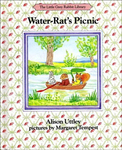 9780001942295: Water Rat's Picnic (Little Grey Rabbit library)