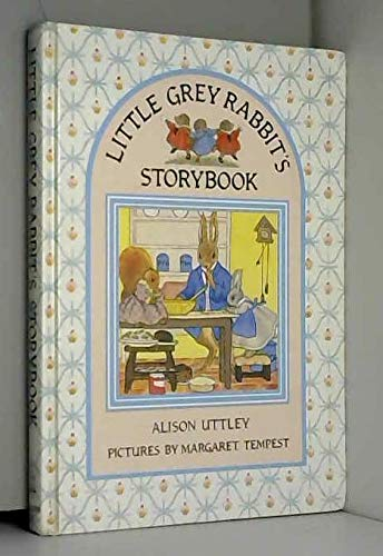 9780001942615: Little Grey Rabbit's Story Book