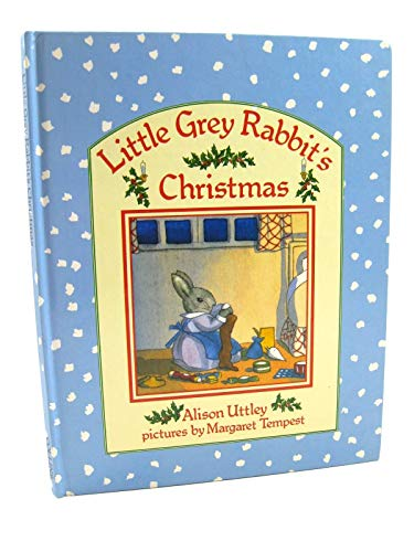 9780001942899: Little Grey Rabbit's Christmas