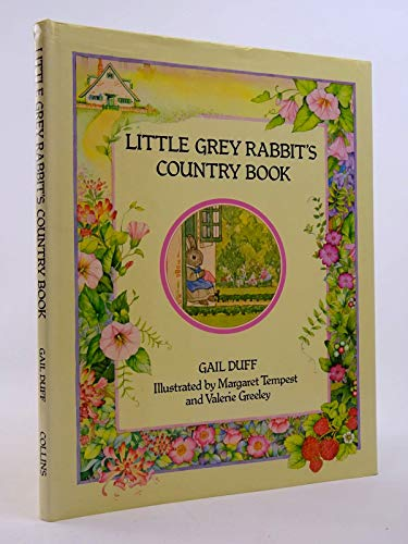 9780001942936: Little Grey Rabbit's Country Book