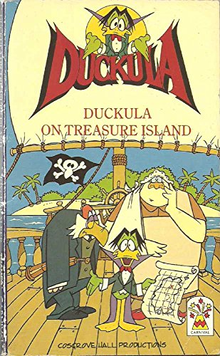 9780001943292: Duckula on Treasure Island