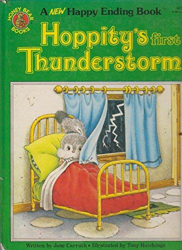 9780001944282: Hoppity's First Thunderstorm (Happy Endings Story Books)