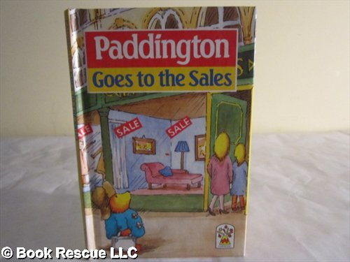 9780001944367: Paddington Goes to the Sales