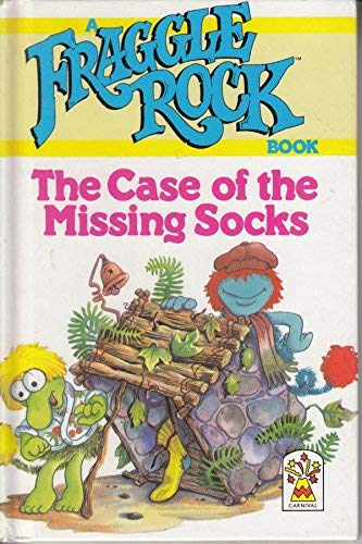 9780001944480: The Case of the Missing Socks