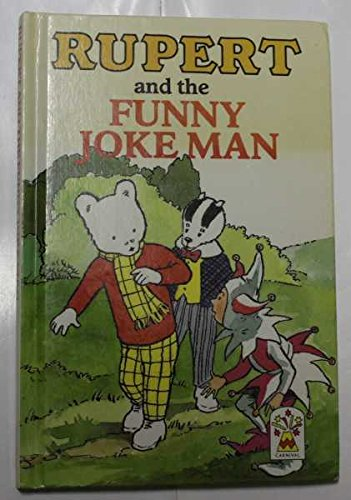 9780001944589: Rupert and the Funny Jokeman