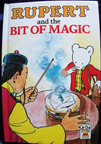 9780001944602: Rupert and the Bit of Magic