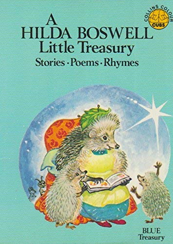 Little Treasury: Blue Treasury (0001944835) by Hilda Boswell