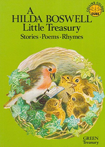 9780001944855: Little Treasury: Green Treasury