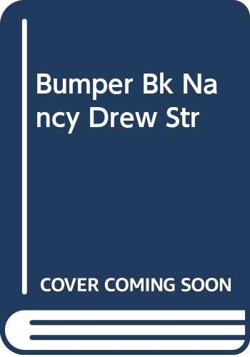 9780001944916: Bumper Bk Nancy Drew Str