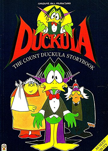 9780001945135: The Count Duckula Storybook