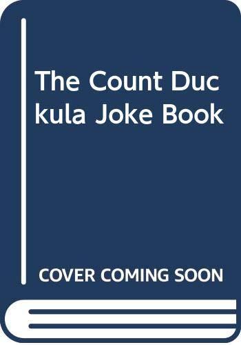 9780001945142: The Count Duckula Joke Book