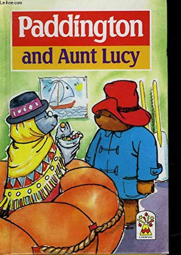 9780001945371: Paddington and Aunt Lucy