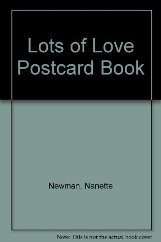9780001945517: Lots of Love Postcard Book