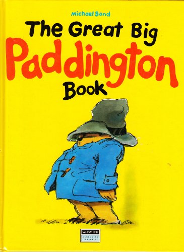 9780001945678: Great Big Paddington Book