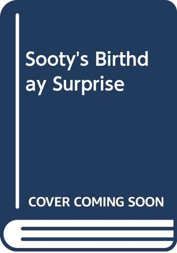 9780001948396: Sooty's Birthday Surprise