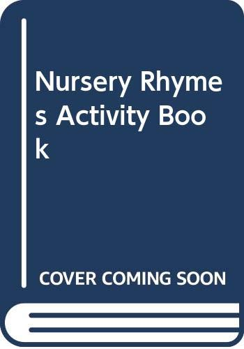 9780001949089: Nursery Rhymes Activity Book