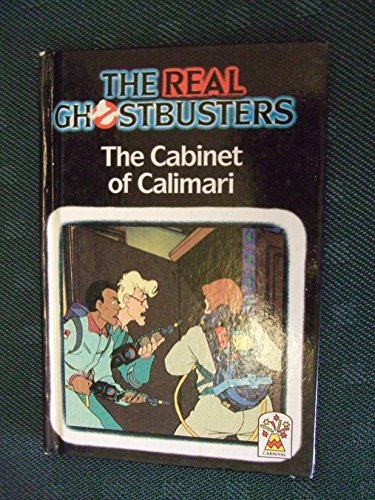 9780001949171: The Cabinet of Calimari (Real Ghostbusters)
