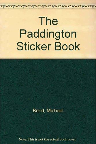 9780001949423: The Paddington Sticker Book
