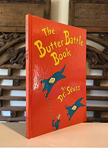 9780001950054: The Butter Battle Book