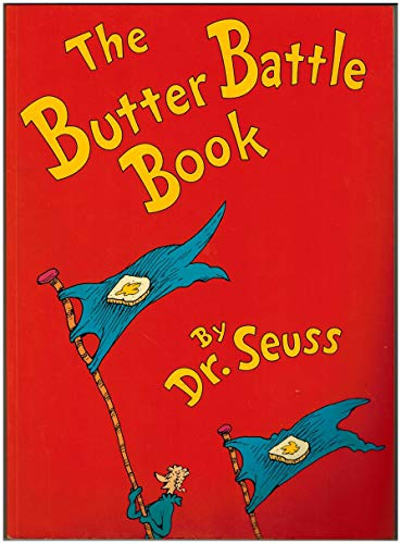 9780001950061: The Butter Battle Book