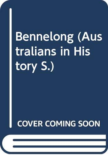 9780001950245: Bennelong (Australians in History S.)