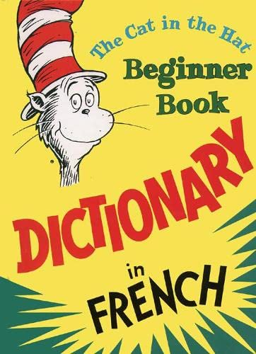 9780001950542: Dictionary in French: The Cat in the Hat (Beginner Series)