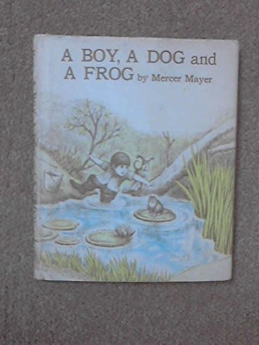 9780001950719: Boy, a Dog and a Frog