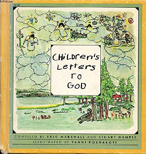 9780001951044: Children's Letters to God