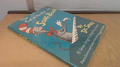 Cat in the Hat Song Book: Dr. Seuss