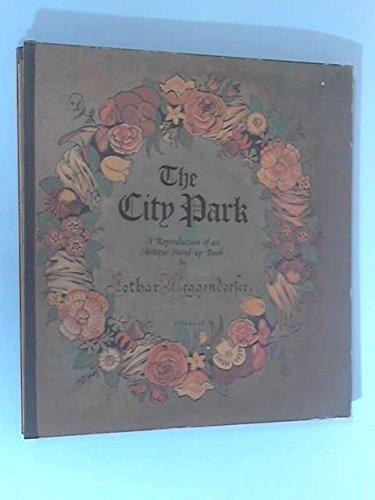 9780001951402: City Park: Pop-up Book