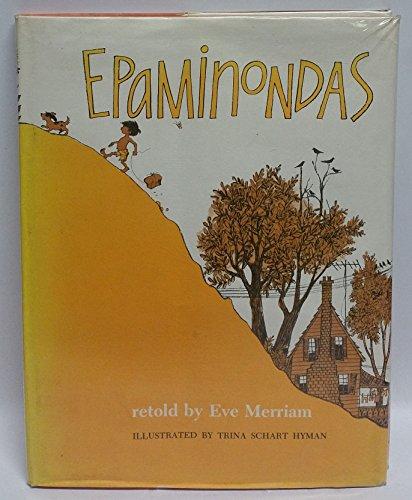9780001952041: Epaminondas