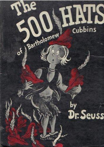 9780001952331: The Five Hundred Hats of Bartholomew Cubbins