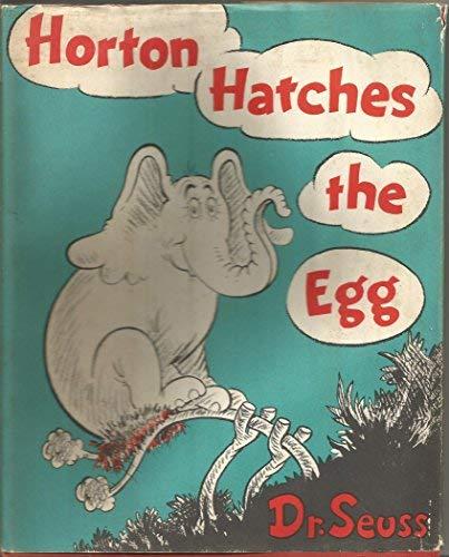 HORTON HATCHES THE EGG: DR SEUSS