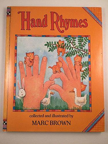 9780001953062: Hand Rhymes