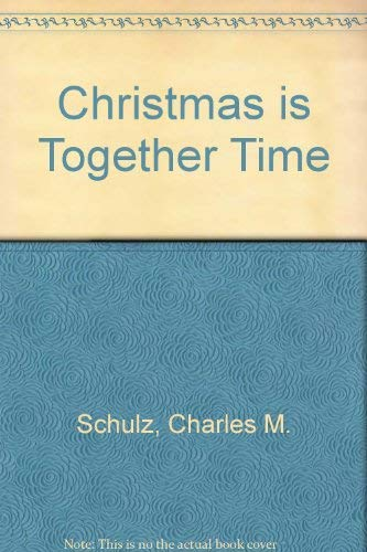 9780001953222: Christmas is Together Time