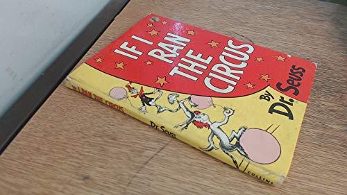 9780001953512: If I Ran the Circus