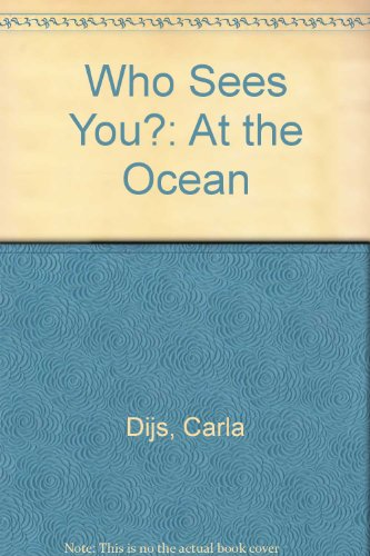 9780001954410: Who Sees You?: At the Ocean